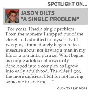 Spotlight on Jason Dilts